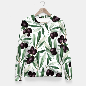 Thumbnail image of Sour Grapes V2 Fitted Waist Sweater, Live Heroes