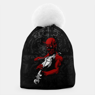 Thumbnail image of Devil's Trill Beanie, Live Heroes