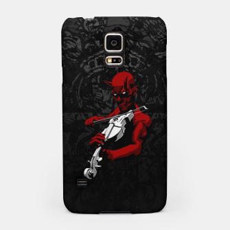Thumbnail image of Devil's Trill Samsung Case, Live Heroes
