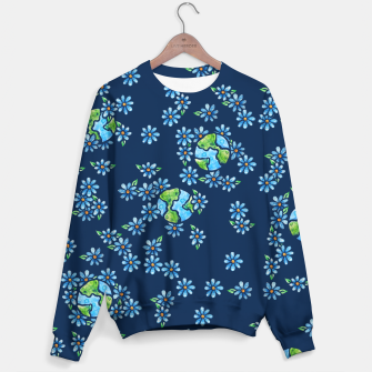 Thumbnail image of Earth Day  Sweater, Live Heroes