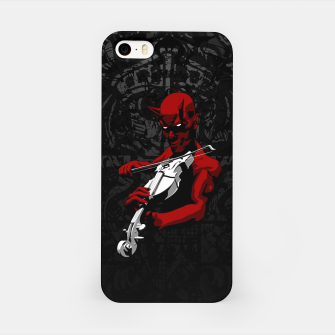 Thumbnail image of Devil's Trill iPhone Case, Live Heroes