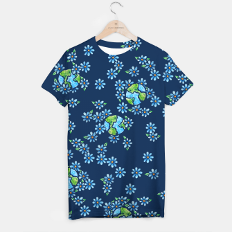 Thumbnail image of Earth Day  T-shirt, Live Heroes