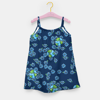 Thumbnail image of Earth Day  Girl's Dress, Live Heroes