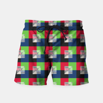 Thumbnail image of MAD AB-NIHO TANIWHA Multi 1A Swim Shorts, Live Heroes
