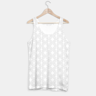 Thumbnail image of MAD MAREIKURA White Tank Top, Live Heroes