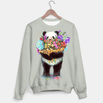 Thumbnail image of Flowers For You Sweater, Live Heroes