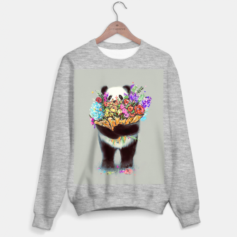 Thumbnail image of Flowers For You Sweater regular, Live Heroes