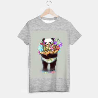 Thumbnail image of Flowers For You T-shirt regular, Live Heroes