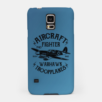 Thumbnail image of Aircraft Fighter Hawk Samsung Case, Live Heroes