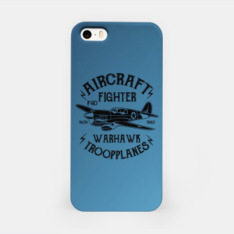 Thumbnail image of Aircraft Fighter Hawk iPhone Case, Live Heroes