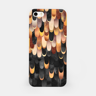 Miniature de image de Feathered - Copper And Black iPhone Case, Live Heroes