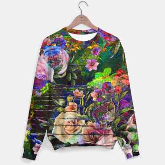Thumbnail image of Collage LXX Sweater, Live Heroes