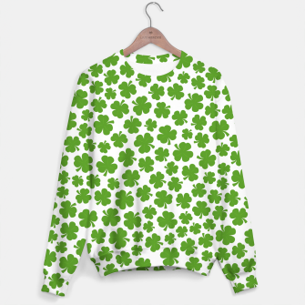 Thumbnail image of Shamrockadelic Sweater, Live Heroes