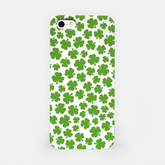 Thumbnail image of Shamrockadelic iPhone Case, Live Heroes
