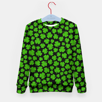 Thumbnail image of Shamrockadelic II Kid's Sweater, Live Heroes