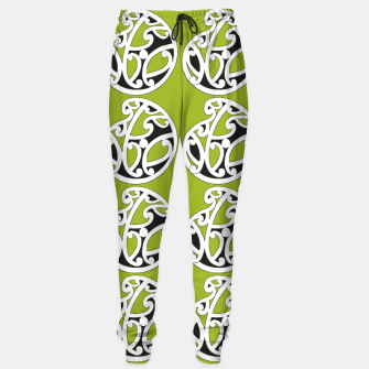 Thumbnail image of MAD HUE AOTEAROA Green Sweatpants, Live Heroes