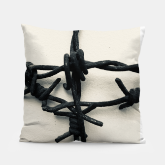 Thumbnail image of Barbed_Wire_Pillow, Live Heroes