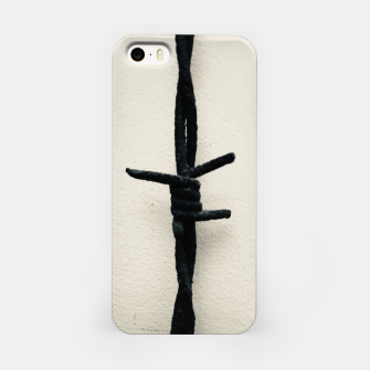 Thumbnail image of Barbed_Wire_iPhone_Case, Live Heroes
