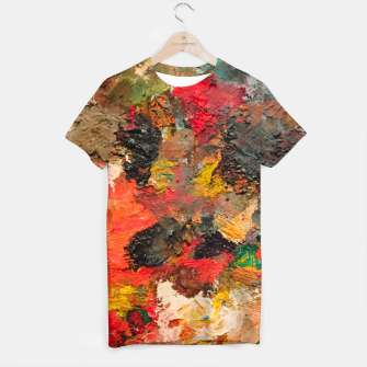 Thumbnail image of Painting_T-shirt, Live Heroes