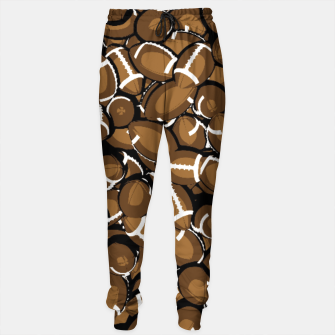 Thumbnail image of Football Season Sweatpants, Live Heroes