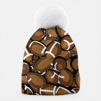 Thumbnail image of Football Season Beanie, Live Heroes
