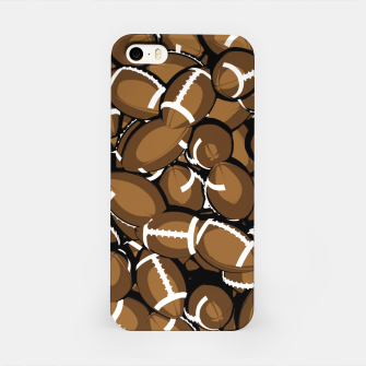 Thumbnail image of Football Season iPhone Case, Live Heroes