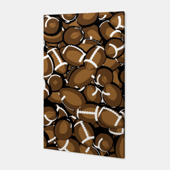 Thumbnail image of Football Season Canvas, Live Heroes
