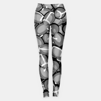 Thumbnail image of Football Season II Leggings, Live Heroes
