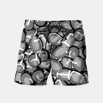 Thumbnail image of Football Season II Swim Shorts, Live Heroes