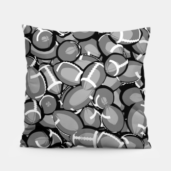 Thumbnail image of Football Season II Pillow, Live Heroes