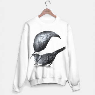 Thumbnail image of The Messenger Sweater, Live Heroes