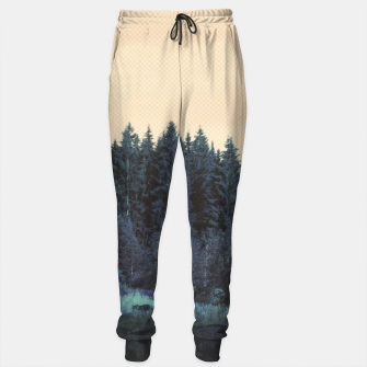 Thumbnail image of Blue forest Sweatpants, Live Heroes