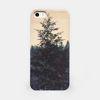 Thumbnail image of Blue forest iPhone Case, Live Heroes