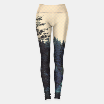 Thumbnail image of Blue forest Leggings, Live Heroes