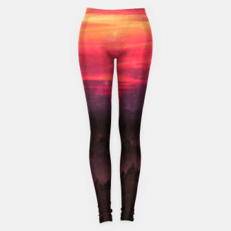 Thumbnail image of New Beginnings Leggings, Live Heroes