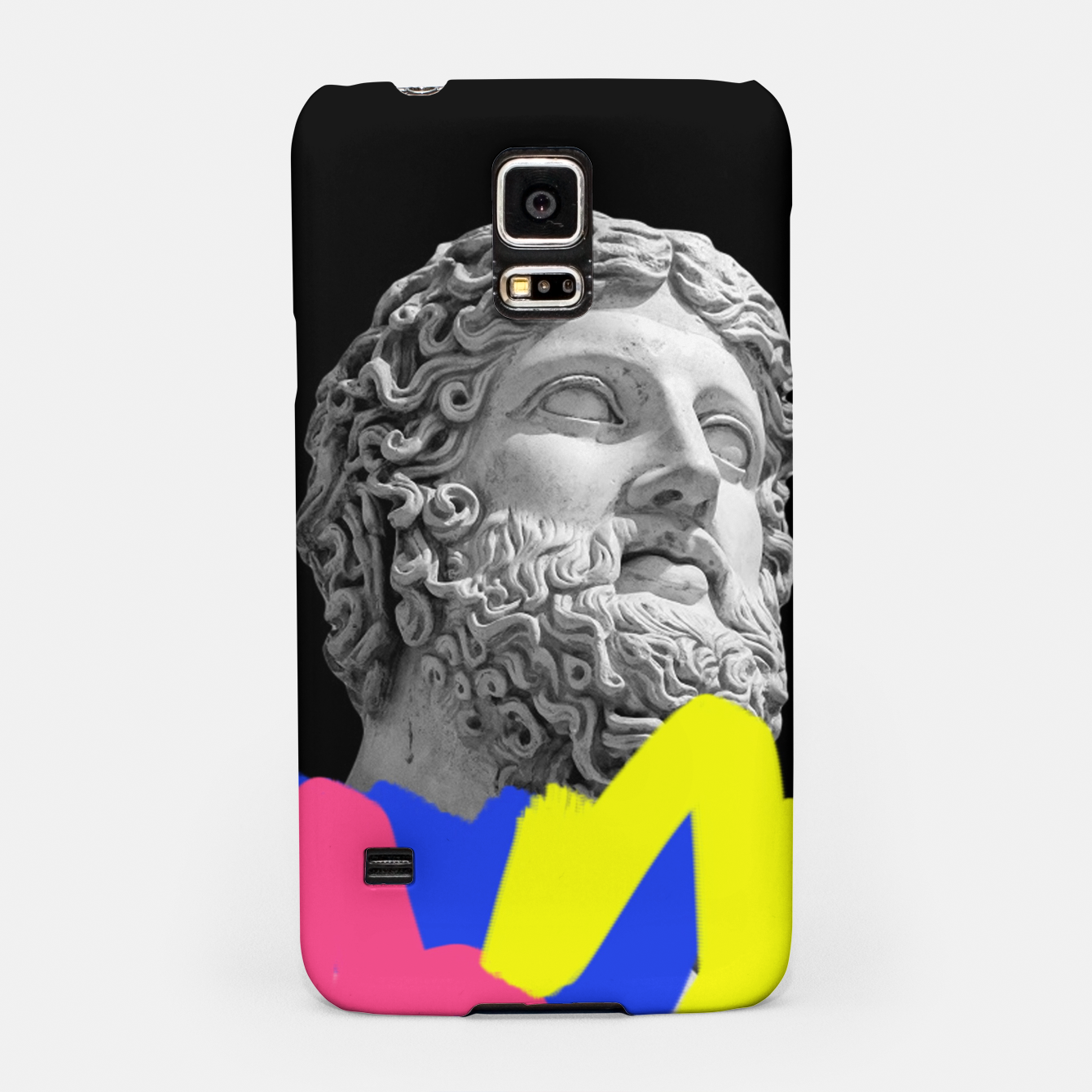 Image of  Diogenes of Sinope Samsung Case - Live Heroes