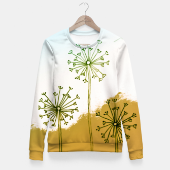 Miniatur Make a wish Fitted Waist Sweater, Live Heroes