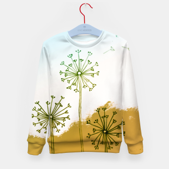 Miniatur Make a wish Kid's Sweater, Live Heroes