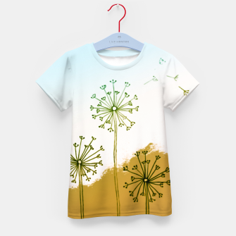 Miniatur Make a wish Kid's T-shirt, Live Heroes