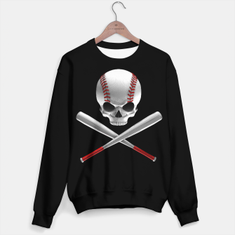 Thumbnail image of Phantom Ballplayer Sweater, Live Heroes