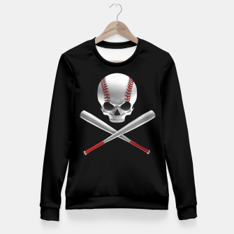 Thumbnail image of Phantom Ballplayer Fitted Waist Sweater, Live Heroes