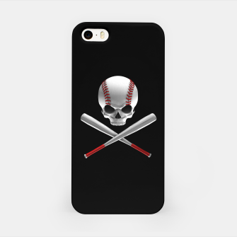 Thumbnail image of Phantom Ballplayer iPhone Case, Live Heroes