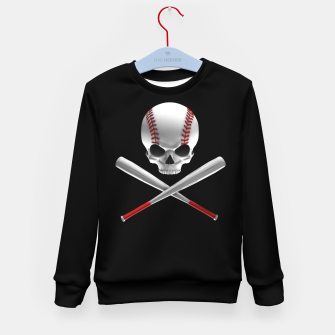 Thumbnail image of Phantom Ballplayer Kid's Sweater, Live Heroes