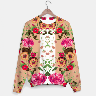 Miniatur Flicker Flora Sweater, Live Heroes