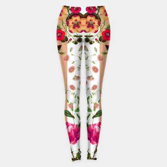 Miniatur Flicker Flora Leggings, Live Heroes