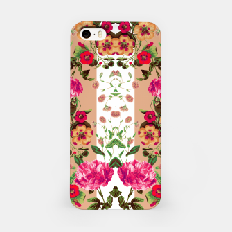 Miniatur Flicker Flora iPhone Case, Live Heroes