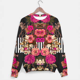 Miniatur Flora Crossings Sweater, Live Heroes