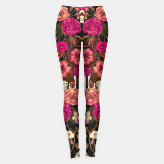 Miniatur Flora Crossings Leggings, Live Heroes