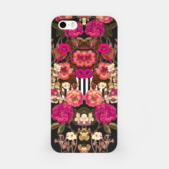 Miniatur Flora Crossings iPhone Case, Live Heroes