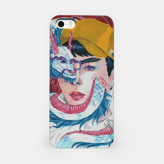 Thumbnail image of Merging  iPhone Case, Live Heroes